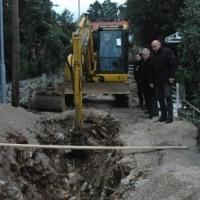 Vodovodu Žrnovnica 150 tisuća kuna za sufinanciranje izgradnje dijela sustava odvodnje sanitarnih otpadnih voda