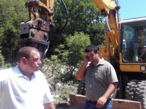 Vodifikacija zaleđa Grada Novi Vinodolski - Crno