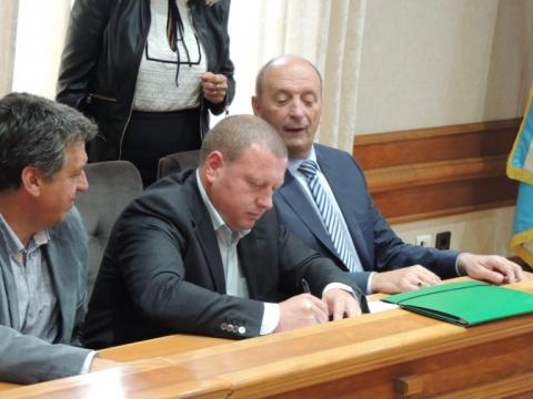 Povijesni dokument: Potpisan ugovor o Aglomeraciji vrijedan 350 milijuna kuna